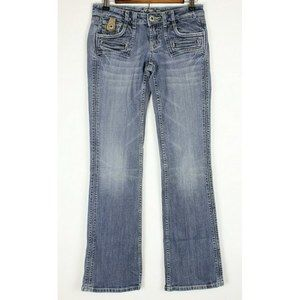 Miss Me Boot Cut Jeans Tacoma Blue
